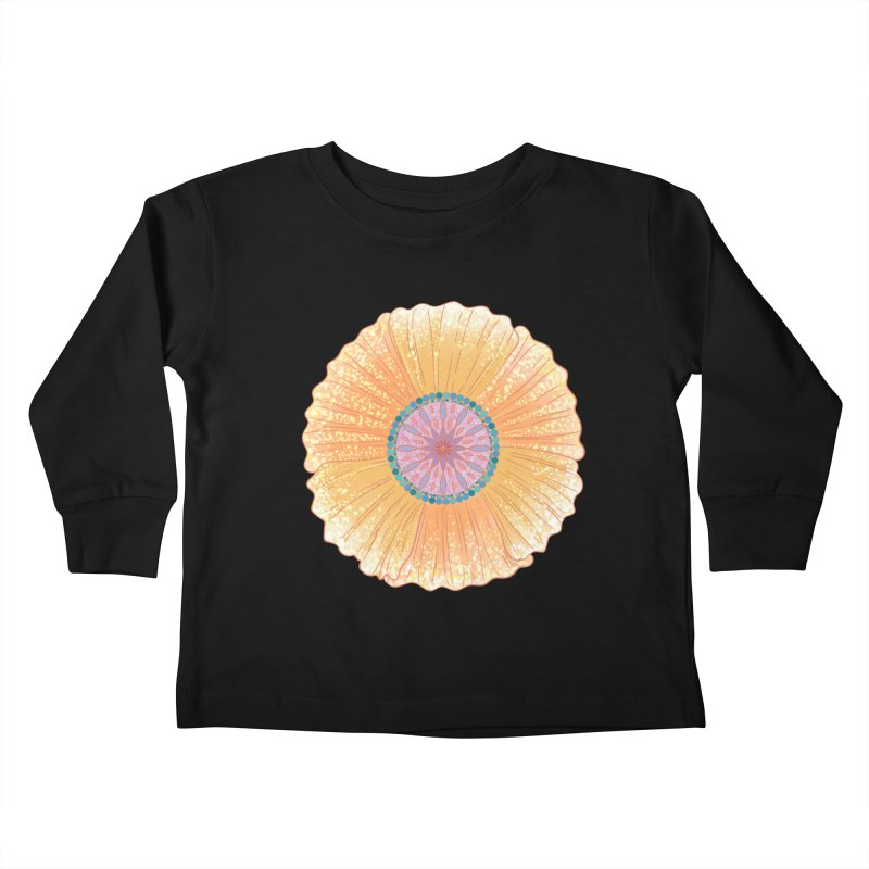 Poppy Kids Toddler Longsleeve T-Shirt by SwishySwish