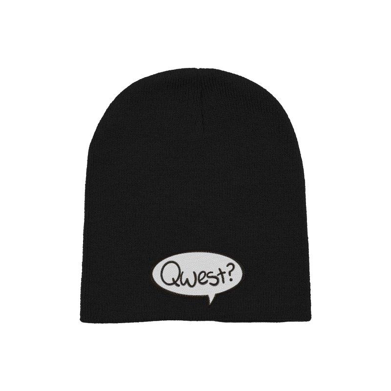 Qwest? Bubble Accessories Hat by Swords Comics : The Store