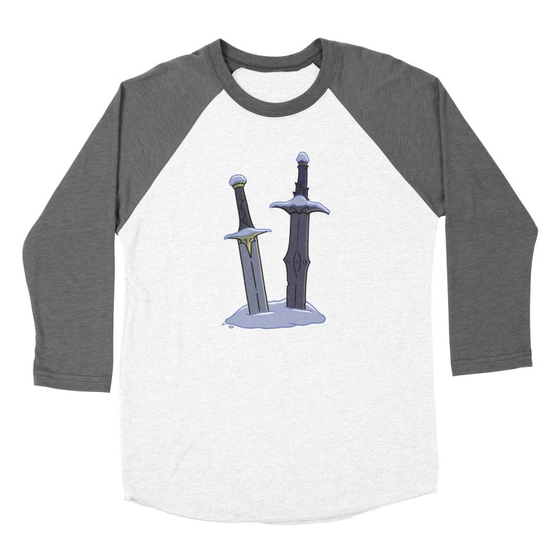I've Thought Of You Every Day Since Our Last Battle Women's Longsleeve T-Shirt by Swords Comics : The Store