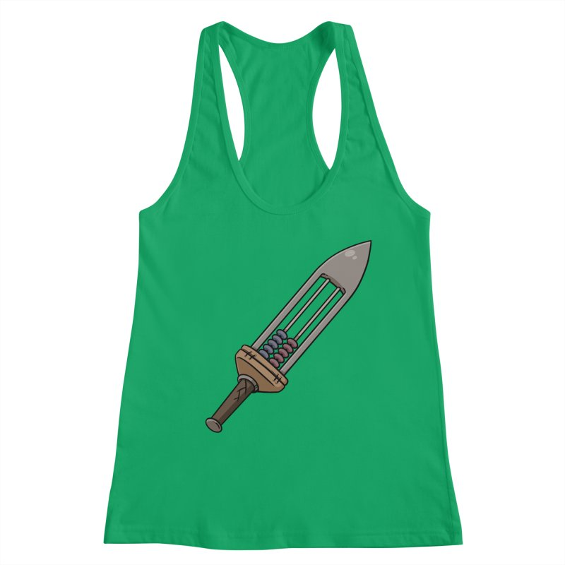 Stabacus Women's Tank by Swords Comics : The Store