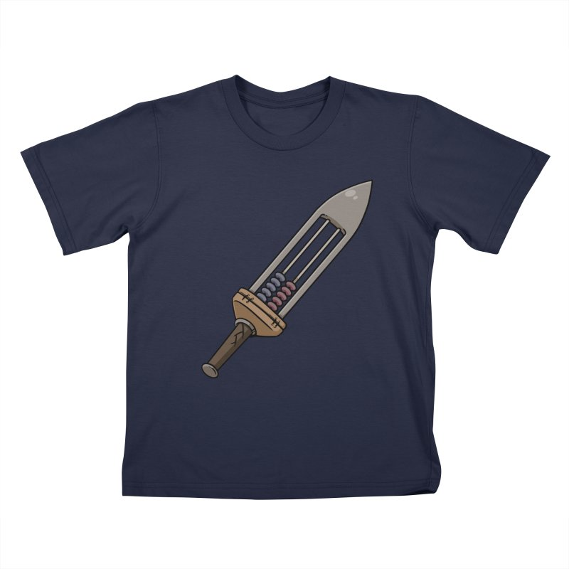 Stabacus Kids T-Shirt by Swords Comics : The Store