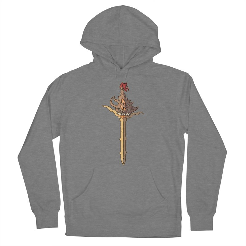 Demon Sword of Absolute Fury Women's Pullover Hoody by Swords Comics : The Store