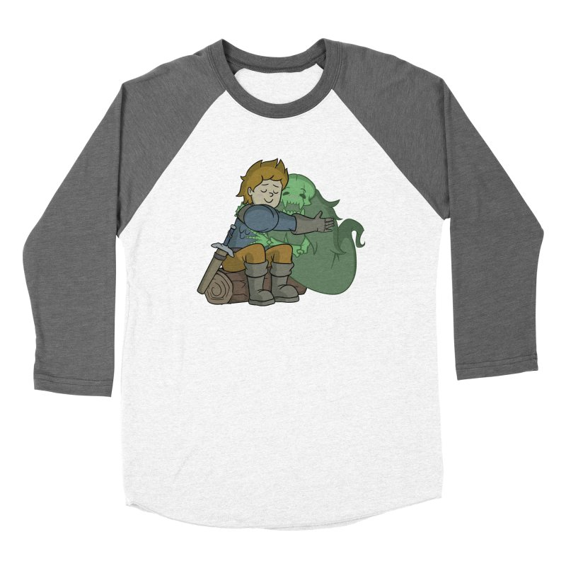 Do You Want To Talk About It? Women's Longsleeve T-Shirt by Swords Comics : The Store
