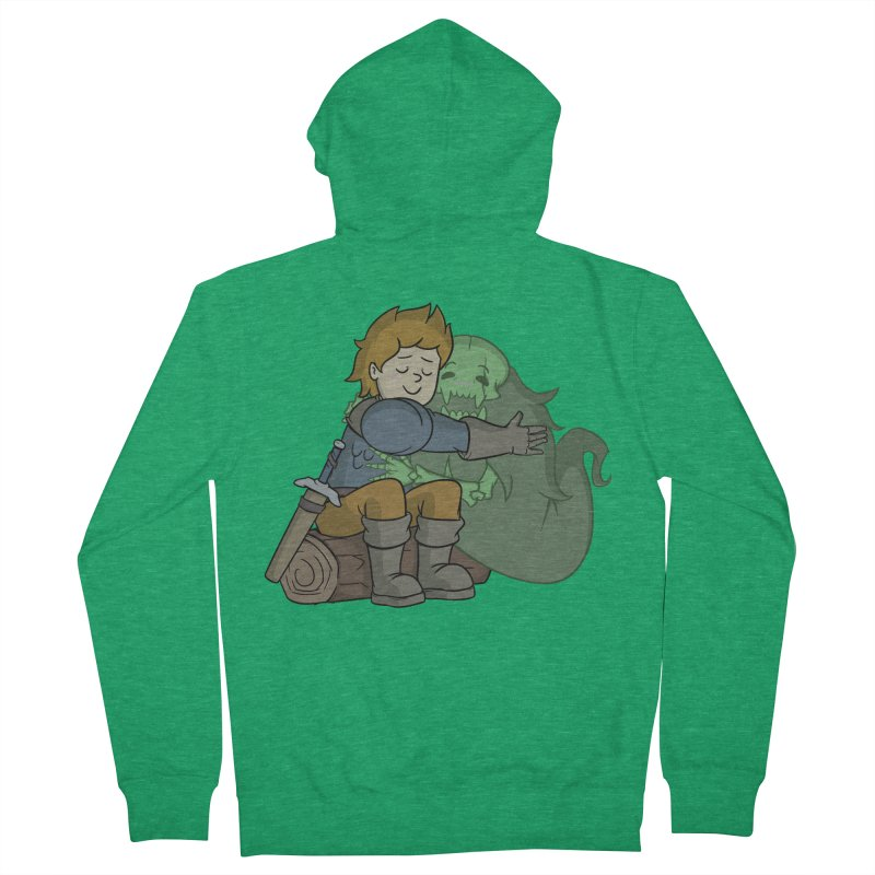 Do You Want To Talk About It? Women's Zip-Up Hoody by Swords Comics : The Store
