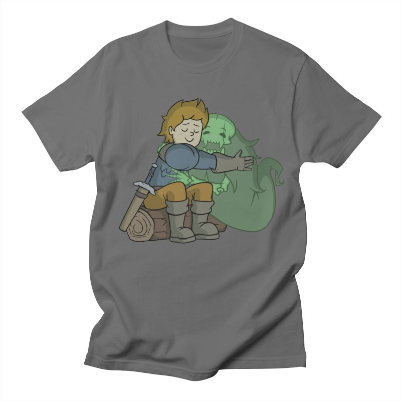 Do You Want To Talk About It? Men's T-Shirt by Swords Comics : The Store