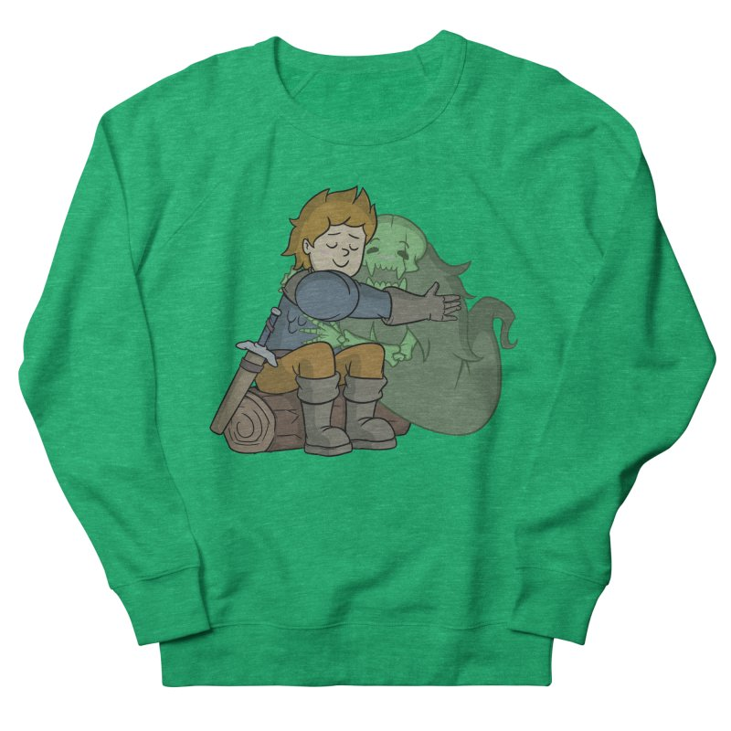 Do You Want To Talk About It? Women's Sweatshirt by Swords Comics : The Store
