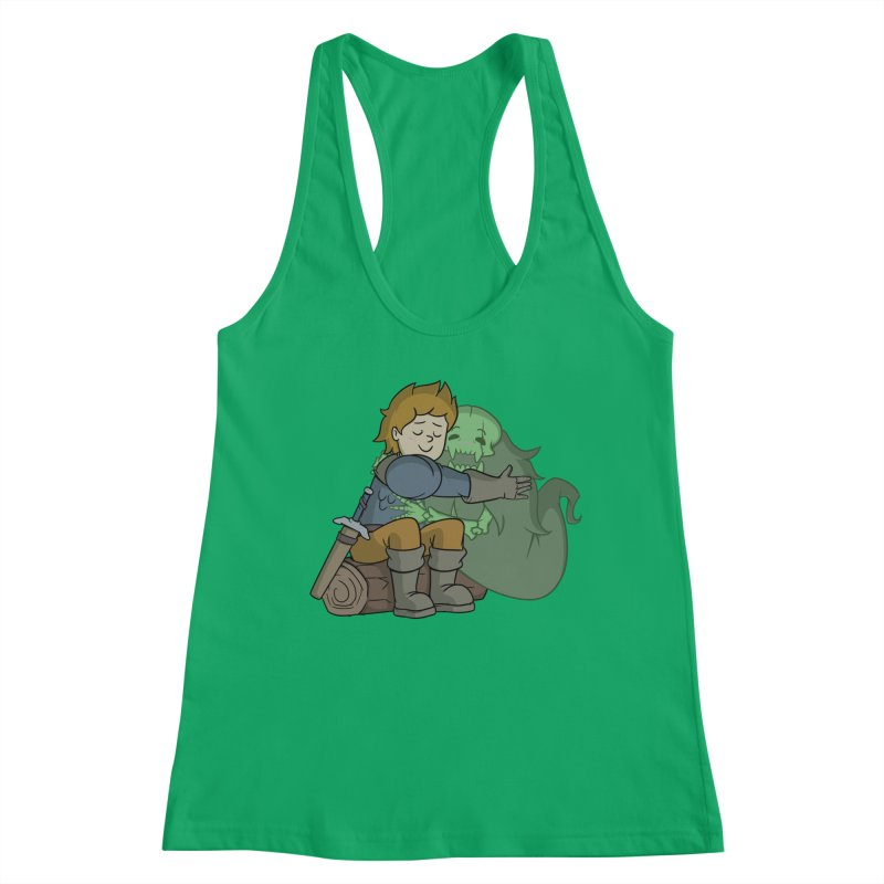 Do You Want To Talk About It? Women's Tank by Swords Comics : The Store