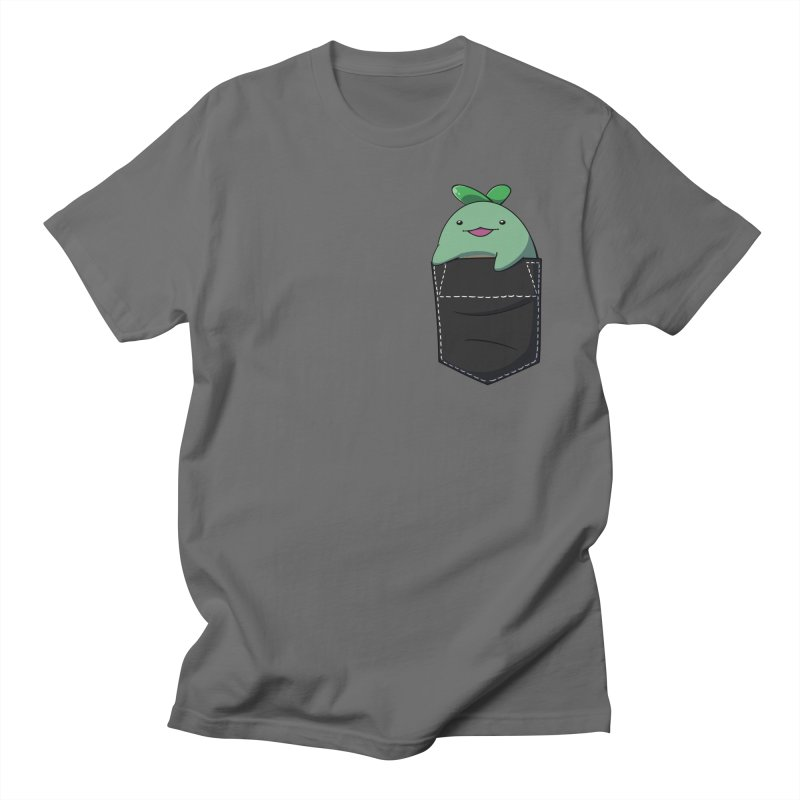 Pocket Sprout Men's T-Shirt by Swords Comics : The Store