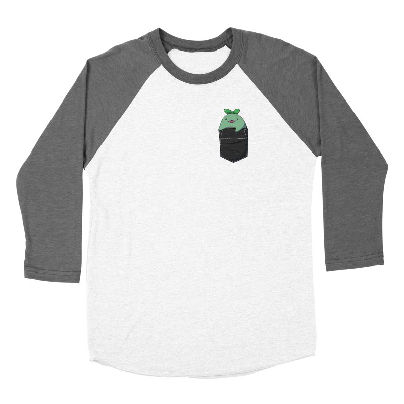 Pocket Sprout Women's Longsleeve T-Shirt by Swords Comics : The Store
