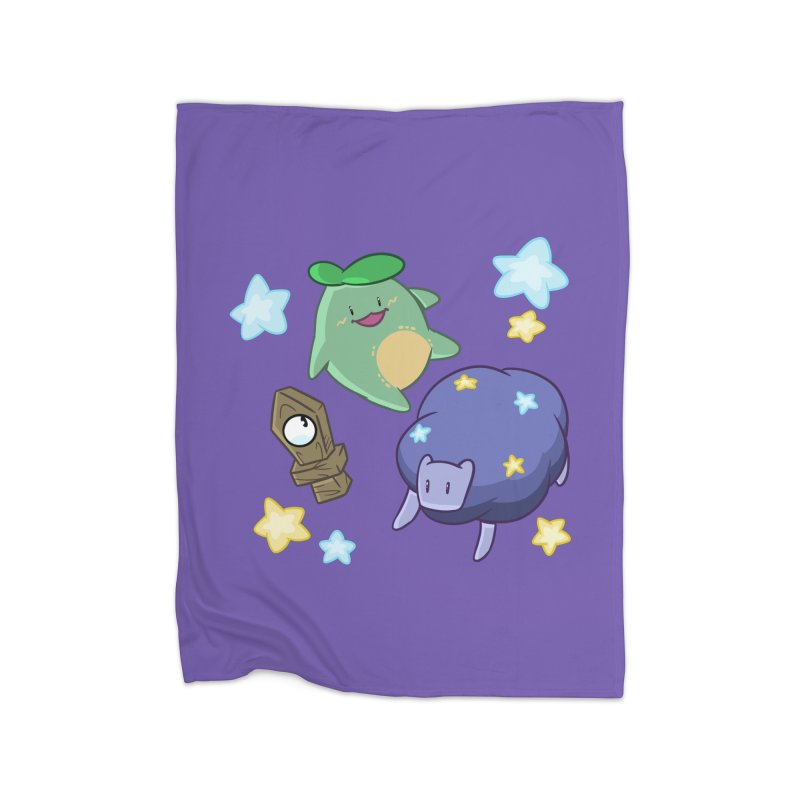 Dream Realm Home Blanket by Swords Comics : The Store