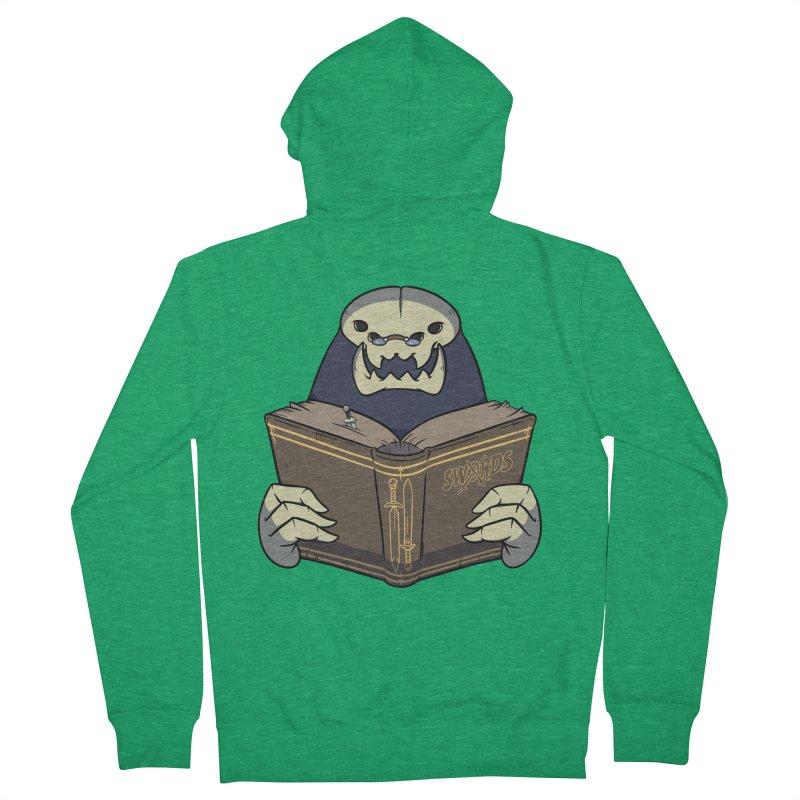 Kargob, God of Darkness Women's Zip-Up Hoody by Swords Comics : The Store