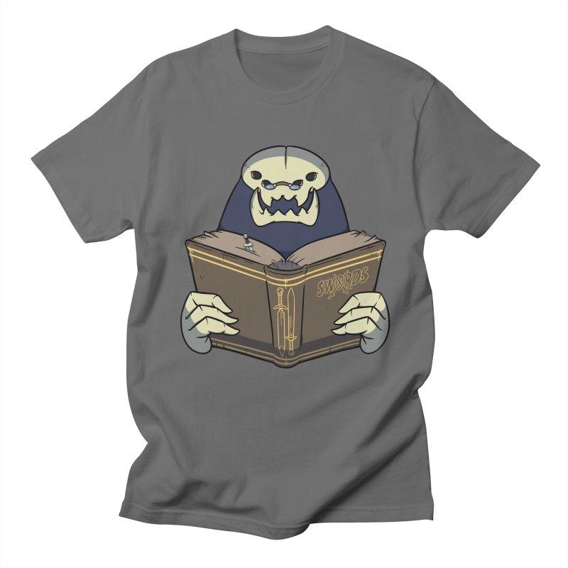 Kargob, God of Darkness Men's T-Shirt by Swords Comics : The Store