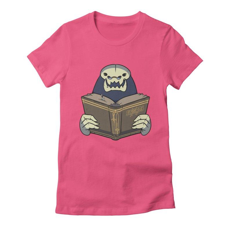 Kargob, God of Darkness Women's T-Shirt by Swords Comics : The Store