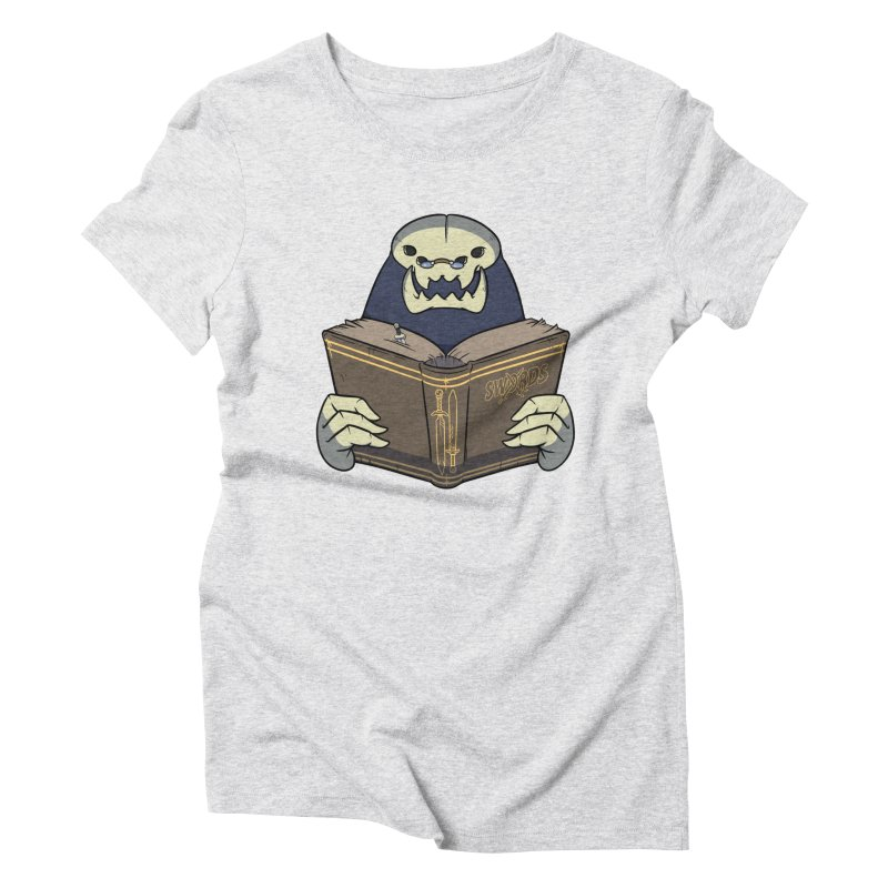 Kargob, God of Darkness Women's T-Shirt by Swords Comics : The Store