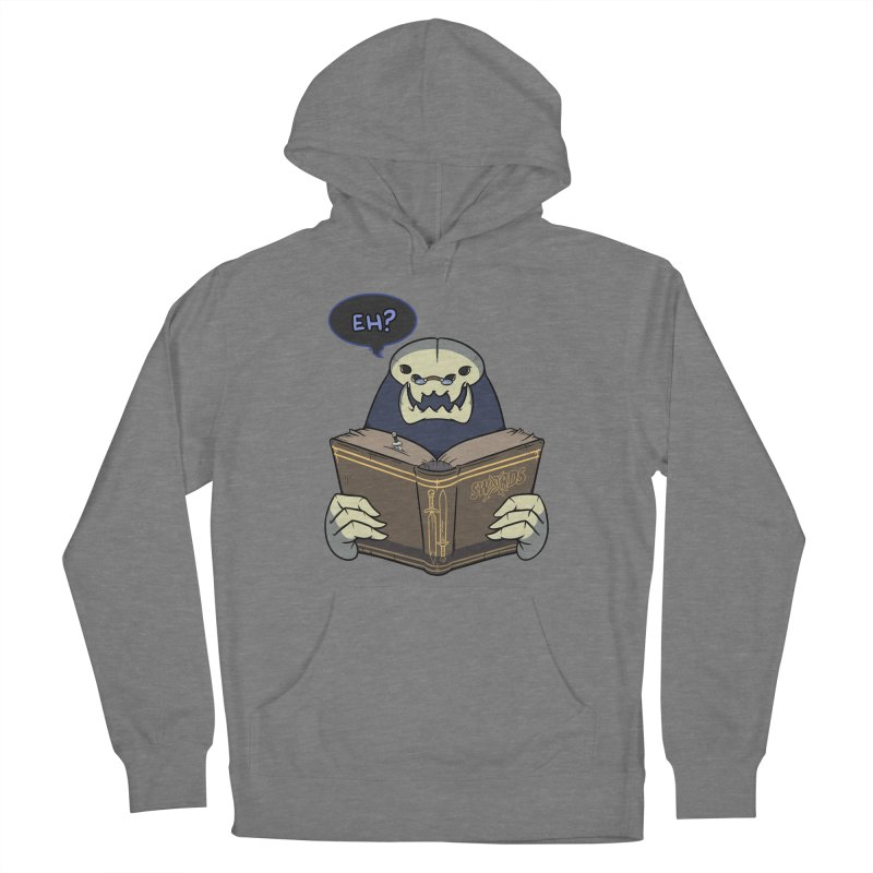 Kargob, God of Darkness Quote Edition Women's Pullover Hoody by Swords Comics : The Store