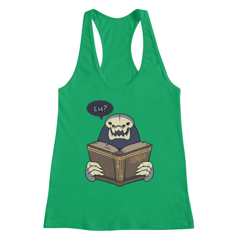 Kargob, God of Darkness Quote Edition Women's Tank by Swords Comics : The Store