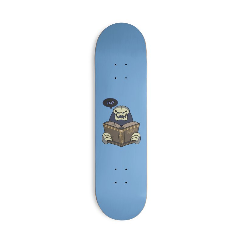 Kargob, God of Darkness Quote Edition Accessories Skateboard by Swords Comics : The Store