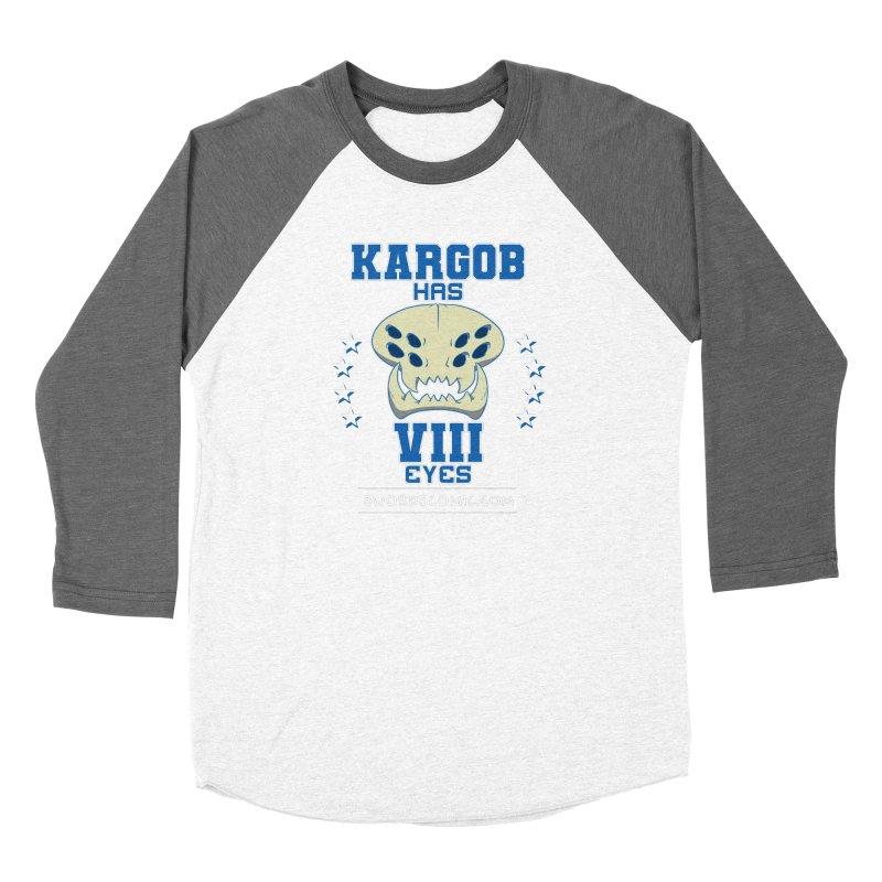 Team VIII Eyes Women's Longsleeve T-Shirt by Swords Comics : The Store