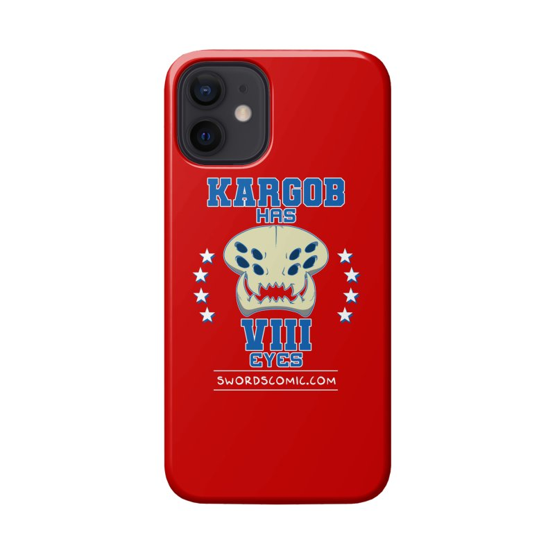 Team VIII Eyes Accessories Phone Case by Swords Comics : The Store