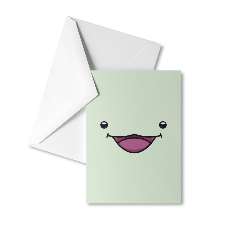 Quest Sprout Face Accessories Greeting Card by Swords Comics : The Store