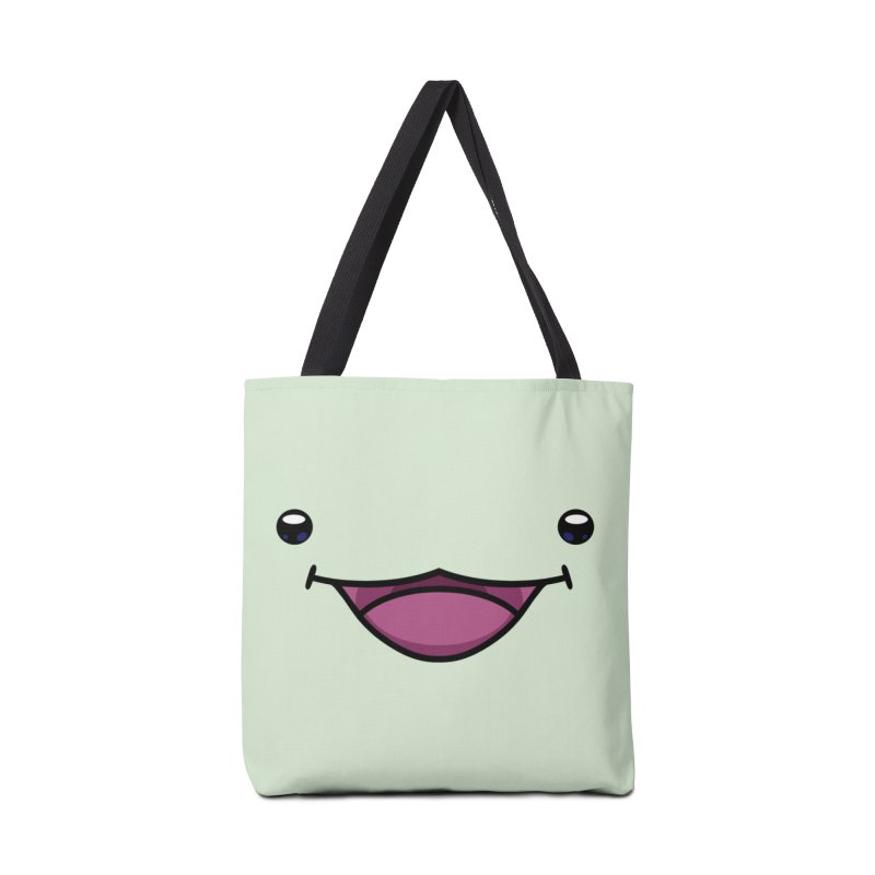 Quest Sprout Face Accessories Bag by Swords Comics : The Store