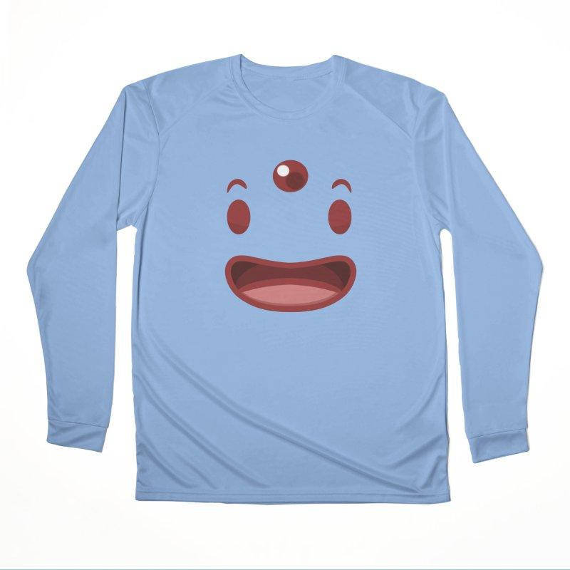 Stabby Face Men's Longsleeve T-Shirt by Swords Comics : The Store