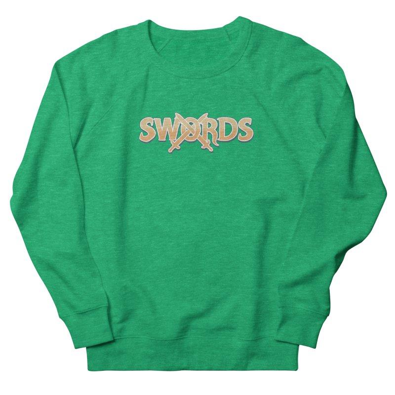Swords Logo Women's Sweatshirt by Swords Comics : The Store