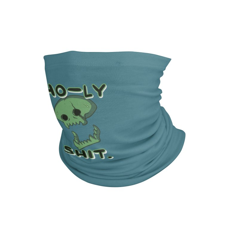 Ho-ly Shit. Accessories Neck Gaiter by Swords Comics : The Store