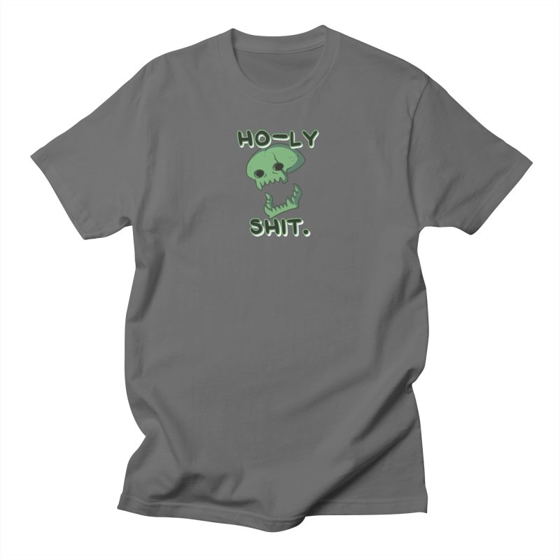 Ho-ly Shit. Men's T-Shirt by Swords Comics : The Store