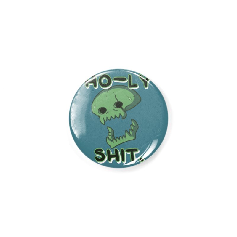 Ho-ly Shit. Accessories Button by Swords Comics : The Store