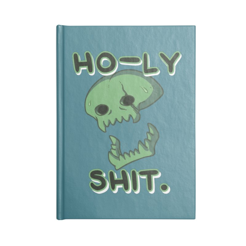 Ho-ly Shit. Accessories Notebook by Swords Comics : The Store