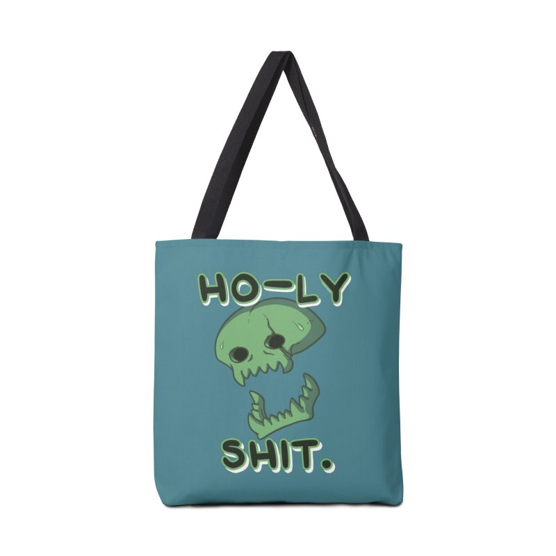 Ho-ly Shit. Accessories Bag by Swords Comics : The Store