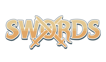 Swords Comics : The Store Logo