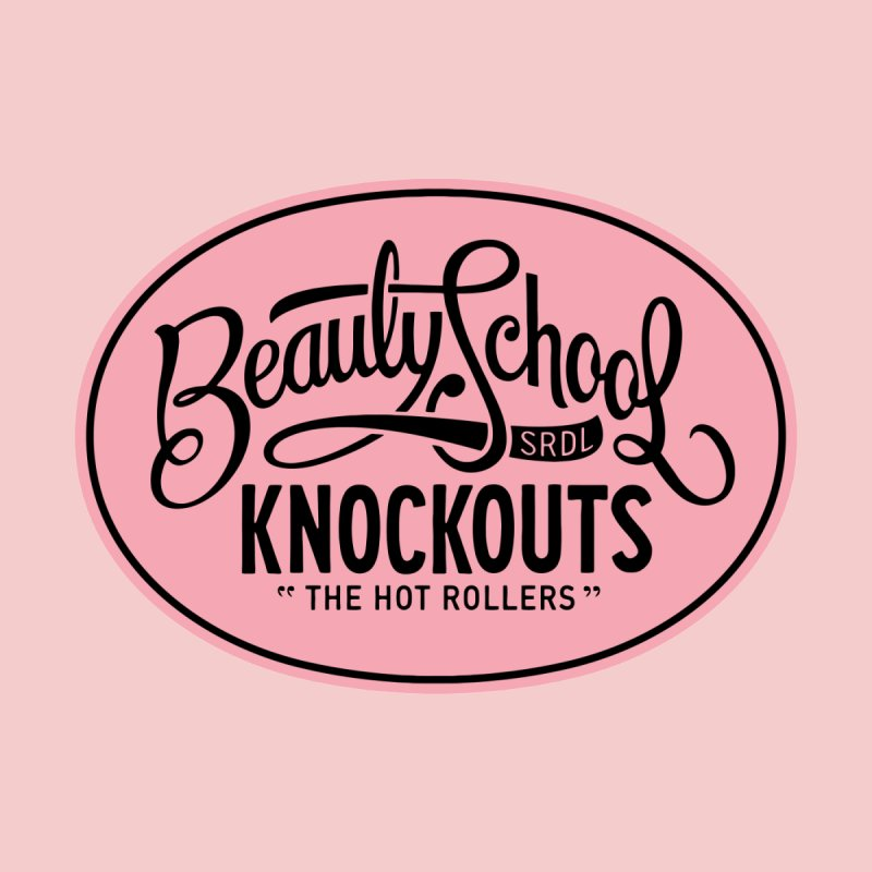 Beauty School Knockouts Men's T-Shirt by Sydney Roller Derby League Merchandise