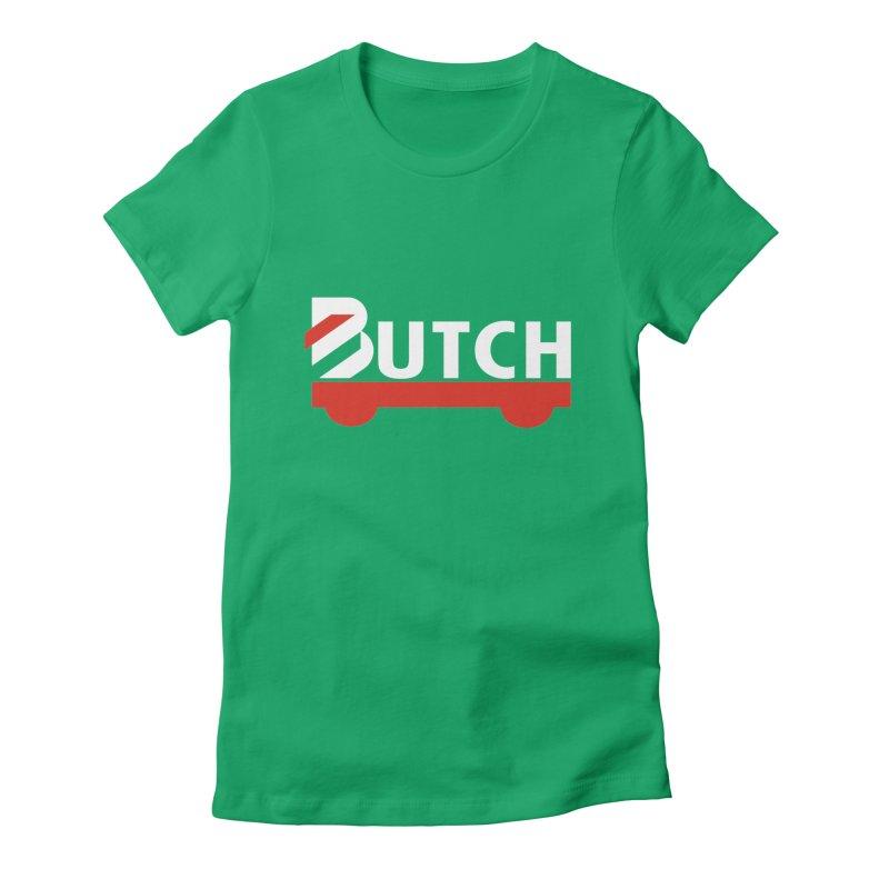 Pride Fight - Team Butch Women's T-Shirt by Sydney Roller Derby League Merchandise