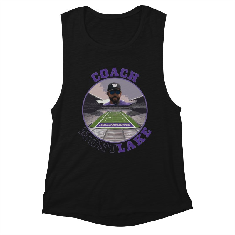 Coach MontLake Women's Tank by SymerSpace Art Shop