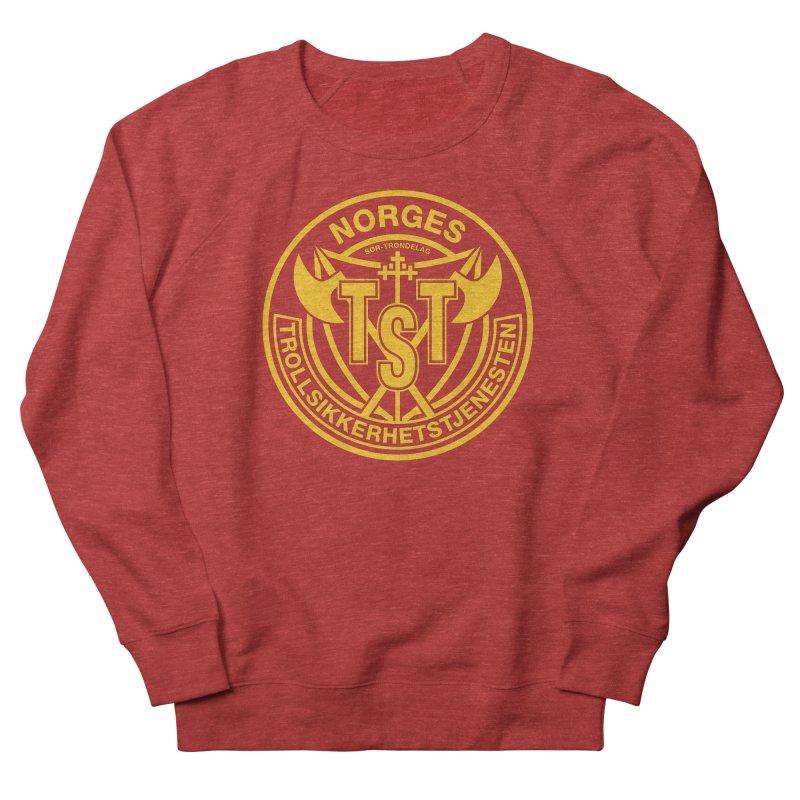 Troll Security service Women's Sweatshirt by synaptyx's Artist Shop