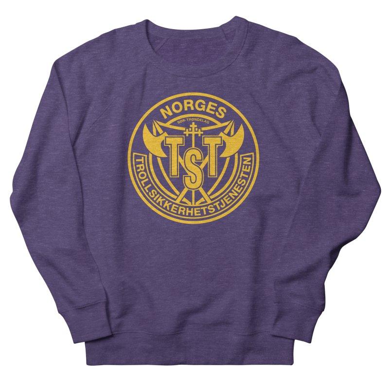 Troll Security service Men's Sweatshirt by synaptyx's Artist Shop