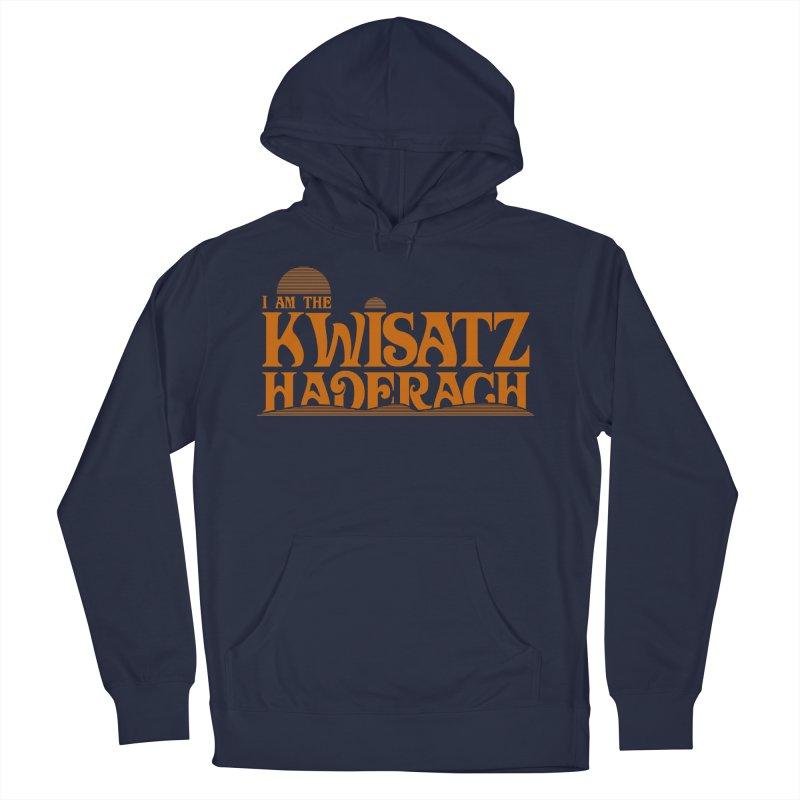 Kwisatz Haderach Men's Pullover Hoody by synaptyx's Artist Shop