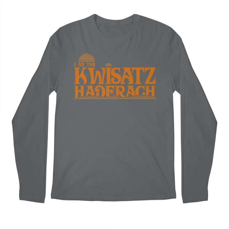 Kwisatz Haderach Men's Longsleeve T-Shirt by synaptyx's Artist Shop