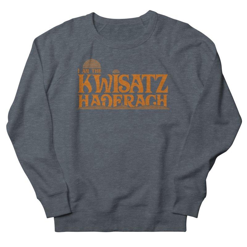 Kwisatz Haderach Women's Sweatshirt by synaptyx's Artist Shop