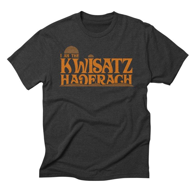 Kwisatz Haderach Men's Triblend T-shirt by synaptyx's Artist Shop