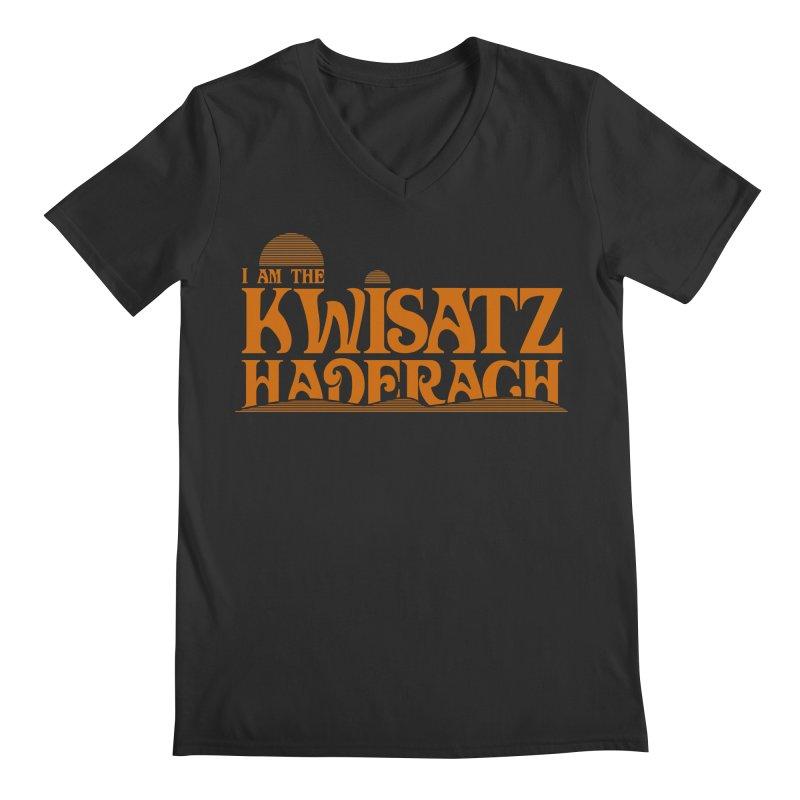 Kwisatz Haderach Men's V-Neck by synaptyx's Artist Shop