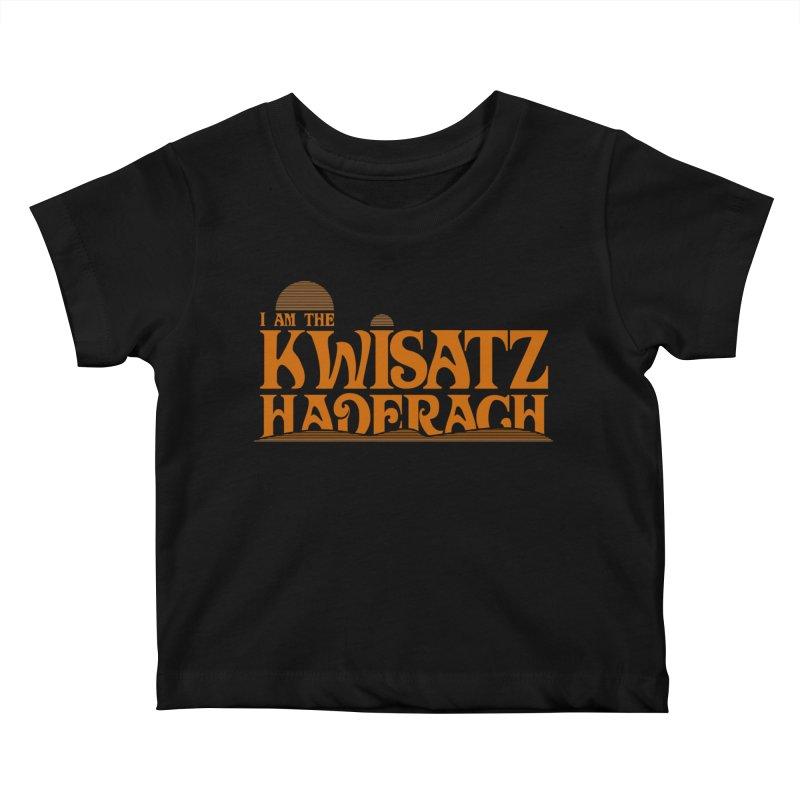 Kwisatz Haderach Kids Baby T-Shirt by synaptyx's Artist Shop