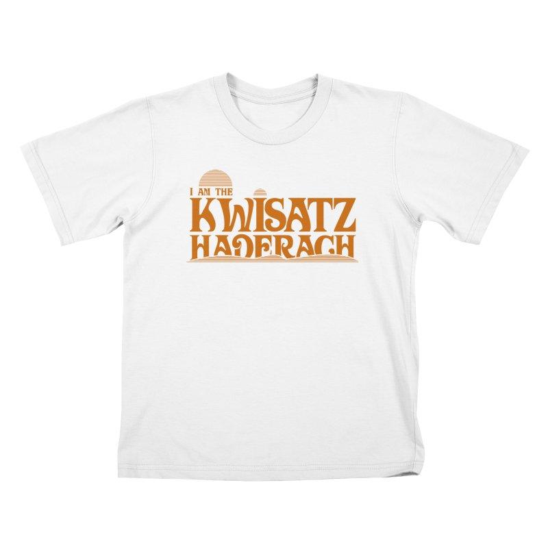 Kwisatz Haderach Kids T-shirt by synaptyx's Artist Shop