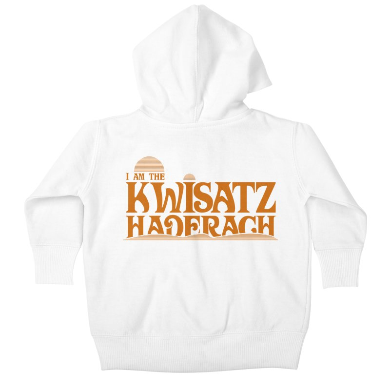 Kwisatz Haderach Kids Baby Zip-Up Hoody by synaptyx's Artist Shop