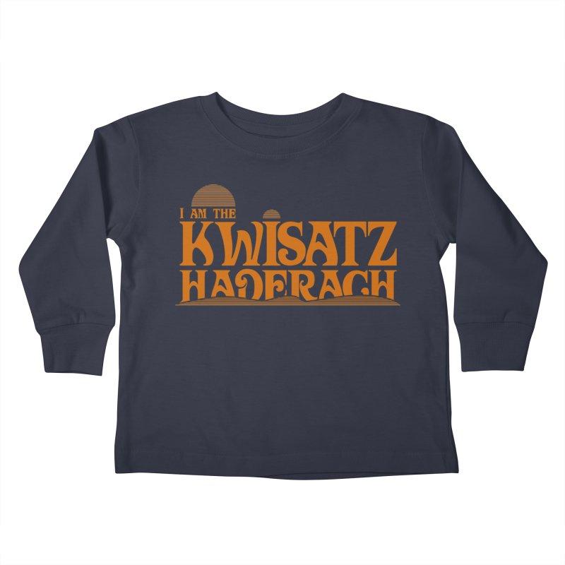Kwisatz Haderach Kids Toddler Longsleeve T-Shirt by synaptyx's Artist Shop