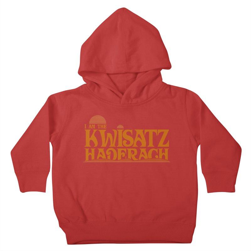 Kwisatz Haderach Kids Toddler Pullover Hoody by synaptyx's Artist Shop