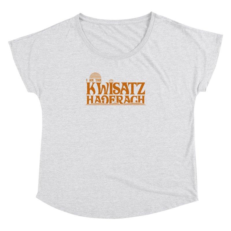 Kwisatz Haderach Women's Dolman by synaptyx's Artist Shop