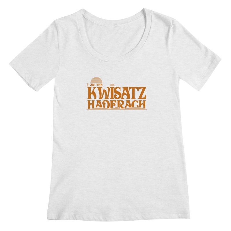 Kwisatz Haderach Women's Scoopneck by synaptyx's Artist Shop